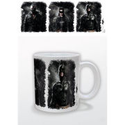 DC Comics Batman Dark Knight Rises Triptych Mug