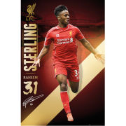 Liverpool Sterling 14/15  - Maxi Poster - 61 x 91.5cm