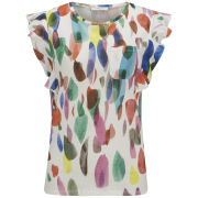 Paul by Paul Smith Women's Paint Splash T-Shirt - Multi