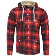Tokyo Laundry Men's Biscayne Jacket - Washed Red