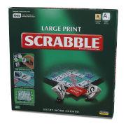 Scrabble - Large Print