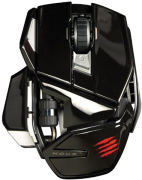 Cyborg R.A.T.9 Wireless Gaming Mouse - Gloss Black