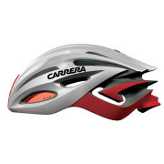 Carrera Razor Road Helmet Azure Blue/Orange