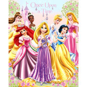 Disney Princess Once Upon - Mini Poster - 40 x 50cm