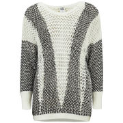 Vero Moda Women's Attitude Jumper - Snow White