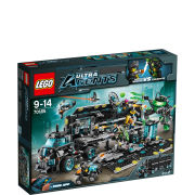 LEGO Agents Ultra Agents Mission HQ