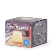 Ball of Yarn Flameless Candle - Small