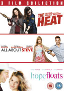 The Heat/All About Steve/Hope Floats Triple Pack