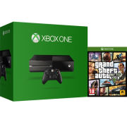Xbox One Console - Includes Grand Theft Auto V