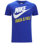 Nike Men's Track and Field T-Shirt - Game Royal Blue