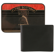 Flying Scotsman Leather Wallet