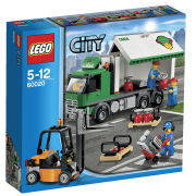 LEGO City: Airport: Cargo Truck (60020)