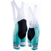 Bianchi Victory Bib Shorts - Celeste