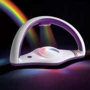 My Very Own Rainbow Projector