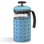 Morphy Richards Accents 8 Cup Cafetiere - Blue