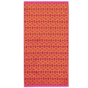 Scion Lace Towel - Red