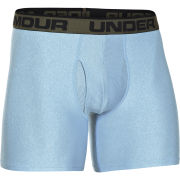 Under Armour Men's Original 6 Inch Seasonal Color Boxerjock - Electric Blue/Rough/Black
