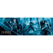 The Hobbit Banner - Door Poster - 53 x 158cm