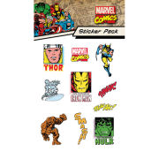 Marvel Characters - Vinyl Sticker Pack