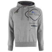Smith & Jones Men's Tuned Hoody - Grey Marl
