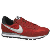 Nike Men's Air Pegasus '83 Trainers - Red/Silver