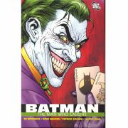 Batman The Man Who Laughs Paperback