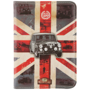 Mini Cooper Passport Cover