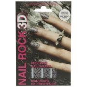 Rock Beauty Nail Rock Glister Mix