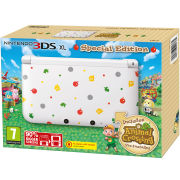 Nintendo 3DS XL Special Edition - Includes Animal Crossing: New Leaf