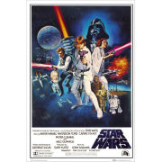 Star Wars Episode IV One Sheet B - Maxi Poster - 61 x 91.5cm