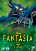 Fantasia - Disney Villains Limited Artwork Edition