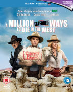 A Million Ways to Die in the West (Inclusief UltraViolet Copy)