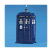 Doctor Who Tardis 4 1/2 Inch Ornament