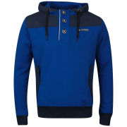 Kangol Men's Longsight Hoody - Cobalt Blue