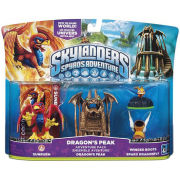 Skylanders: Spyro's Adventure (Dragon's Peak Adventure Pack)