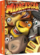 Madagascar 1-3 Box Set