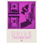 Drive - Limited Signed and Numbered Giclee Print