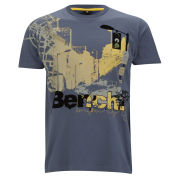Bench Men's City Car T-Shirt - Dark Denim