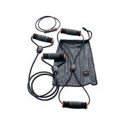 Nike Resistance Band Kit - Black/Orange Blaze/Anthracite