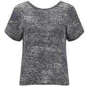 2nd Day Women's Finer Open Back T-Shirt - Grey