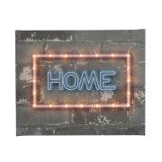 Home Neon Canvas