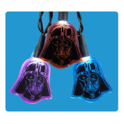 Star Wars Darth Vader Multi Colour Christmas Lights