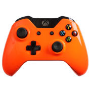 Xbox One Wireless Custom Controller - Gloss Orange