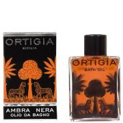 Ortigia Ambra Nera Bath Oil 200ml