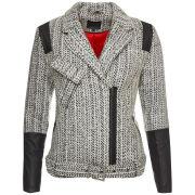 Gestuz Women's Fie Jacket - Black/White