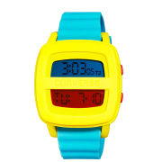 Converse 1908 Remix Unisex Watch - Yellow/Blue