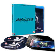 Evangelion 3.33 You Can (Not) Redo - Limited Edition Double Pack (Includes DVD)