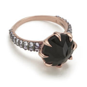Katie Rowland Women's Vengeance Ring - 18 Carat Rose Gold