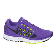 Nike Women's Zoom Vomero 9 Running Trainers - Purple/White