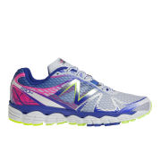 New Balance Women's NBX 880v4 Trainers - Silver/Blue